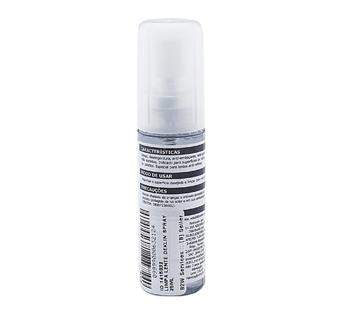 Compre Limpa Lente Deklin Spray 25ml