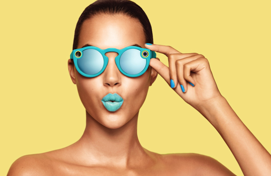 Spectacles, os óculos do Snap